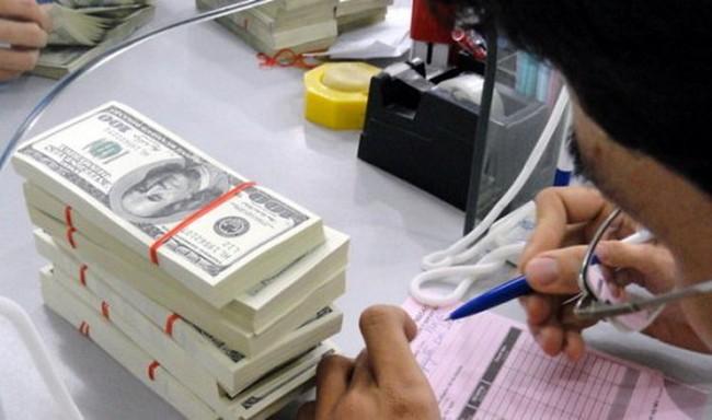 Đầu tuần, tỷ giá trung tâm tăng nhẹ lên 21.910 đồng