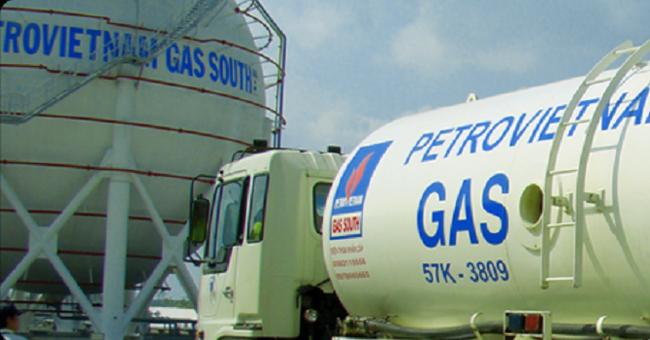 PVGas South cán đích lợi nhuận năm 2015