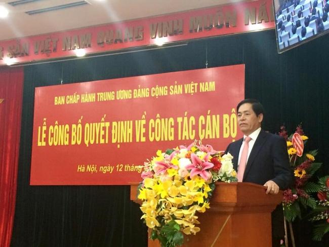 Chủ tịch Vietnam Airlines làm Bí thư Đảng ủy Khối doanh nghiệp T.Ư
