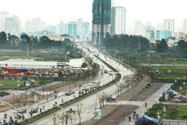 Hà Nội: Sẽ đặt tên hai đường Trường Sa, Hoàng Sa
