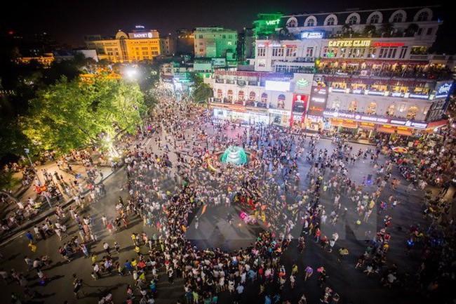 Đề xuất đưa thêm 9 tuyến phố vào không gian đi bộ ở Hà Nội