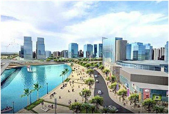 Hải Phòng: Gần 10.000 tỷ xây dựng cơ sở hạ tầng Khu đô thị Bắc sông Cấm