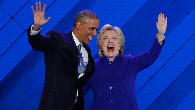 """Làm tổng thống, bà Clinton sẽ """"hiếu chiến"""" hơn ông Obama?"""