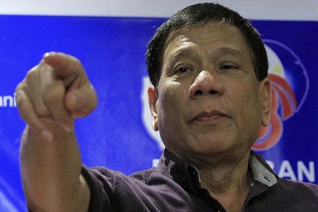 """Tổng thống Philippines nói """"dọa rút khỏi LHQ chỉ là…đùa"""""""