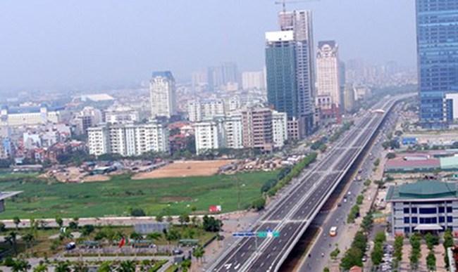 Hà Nội đứng thứ 3 về thu hút đầu tư nước ngoài