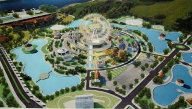 Vĩnh Phúc công bố quy hoạch bổ sung dự án FLC Vĩnh Thịnh