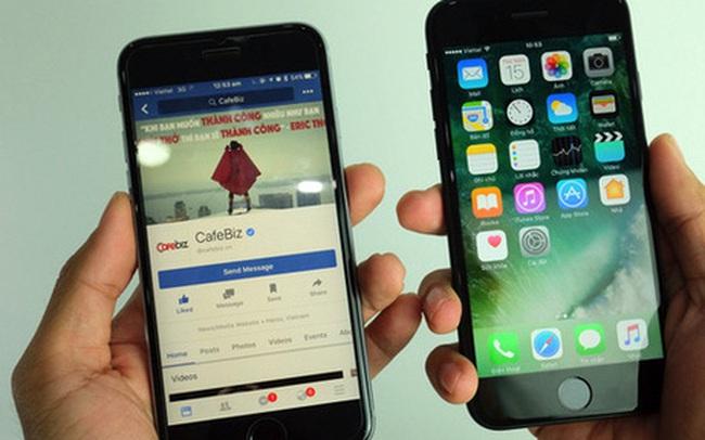 Lộ giá bán iPhone 7 chính hãng tại Việt Nam: cuối tháng 10 bán ra, cao nhất gần 28 triệu