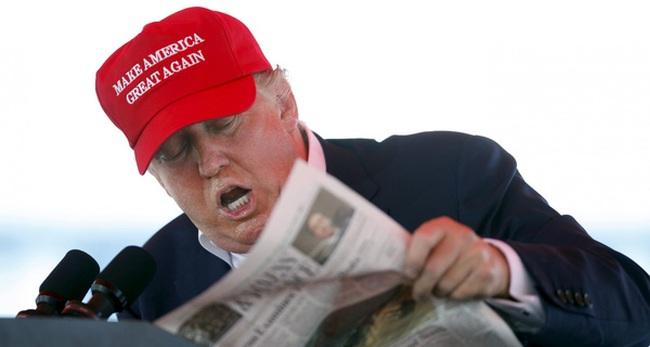 """Donald Trump có thể bị """"treo"""" chiến dịch tranh cử do trốn thuế"""
