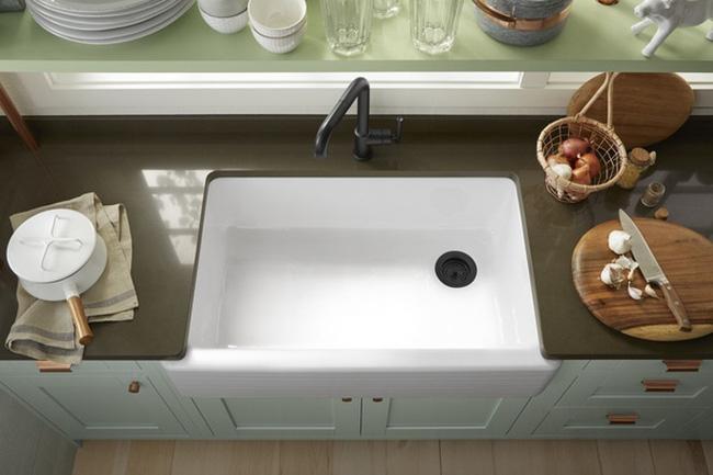 4 cách để biến căn bếp 7m² trở nên đẹp đến bất ngờ