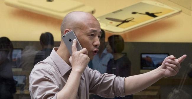 """Apple """"khóc thét"""" ở Trung Quốc"""