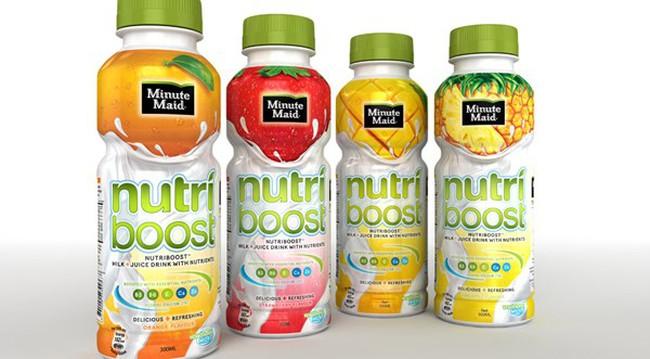 Nước uống tăng lực Samurai của Coca Cola tại Việt Nam có hàm lượng Vitamin B9 thấp hơn công bố