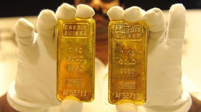 Vàng chỉ có thể tăng mà thôi