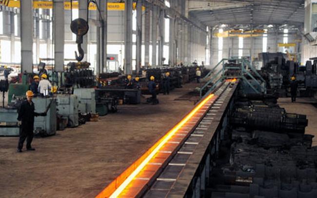 Có thể đóng cửa nhà máy thép gây ô nhiễm