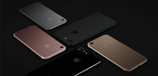 Với iPhone 7, Apple đã bắt chước các nhà bán lẻ Việt Nam: Nếu muốn màu mới, bạn phải chi thêm tiền