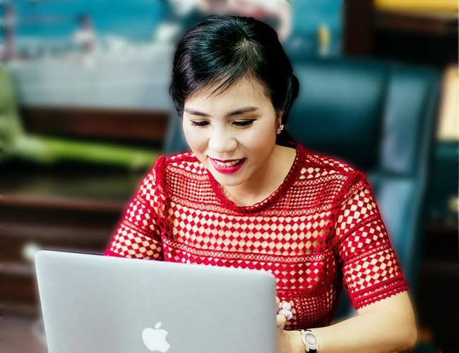 """Doanh nhân Lưu Nga: """"Cốt lõi của start-up là trả lời câu hỏi: Tại Sao?"""""""