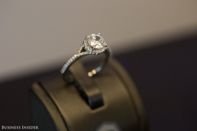 Bên trong nhà máy kim cương lớn nhất tại Mỹ
