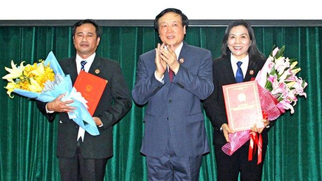 Bổ nhiệm 2 Phó Chánh án TAND TP Hồ Chí Minh
