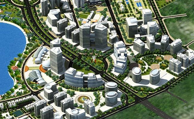 Một đại gia BĐS phía Nam muốn tìm hiểu khả năng đầu tư siêu dự án 24.000 tỷ tại Hà Nội