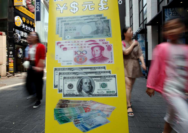 Hàn Quốc bơm 17 tỷ USD cứu nền kinh tế