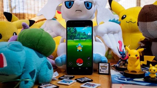 Cơn sốt Pokemon Go giúp Nintendo vượt mặt Sony
