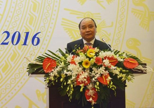 PTT Nguyễn Xuân Phúc, Phạm Bình Minh được giới thiệu làm ứng viên ĐBQH