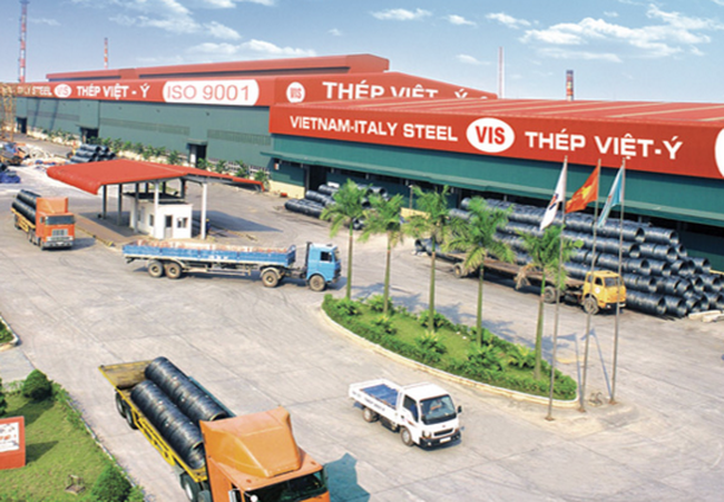 Hưởng lợi từ biện pháp tự vệ, thép Việt Ý báo lãi quý 1 gần 22 tỷ đồng