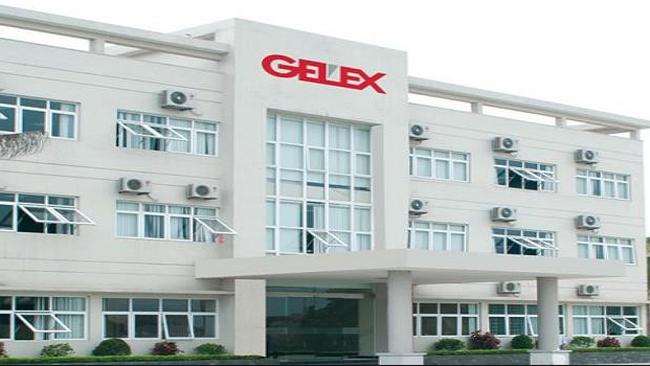 Gelex chốt quyền trả cổ tức bằng tiền 10%