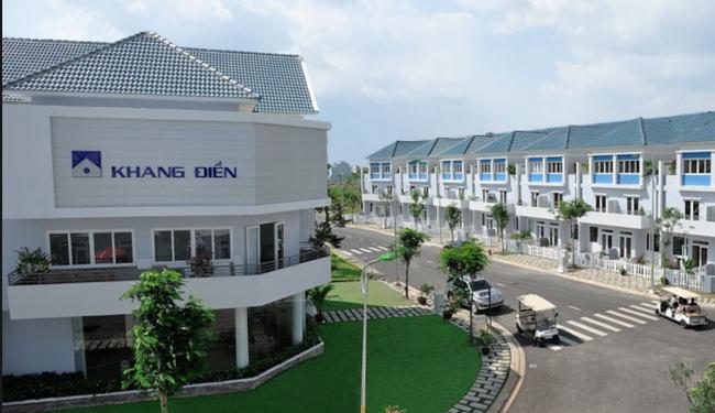 Nhà Khang Điền (KDH) đặt mục tiêu lợi nhuận 400 tỷ đồng năm 2016