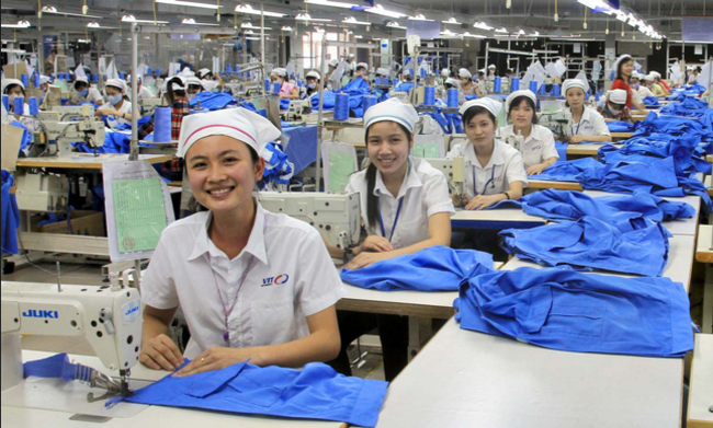 Thêm một doanh nghiệp ngành dệt may trả cổ tức cao 45%