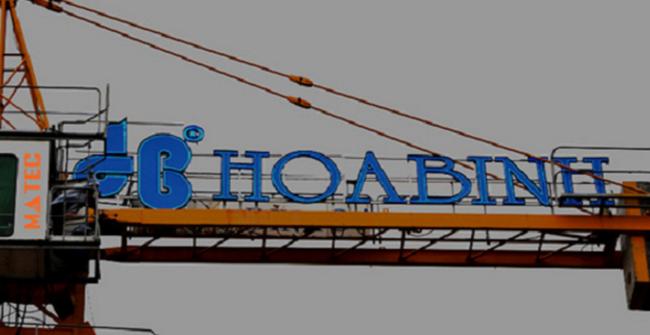 Địa ốc Hoà Bình chốt quyền nhận cổ tức, cổ phiếu thưởng tổng tỷ lệ 25%