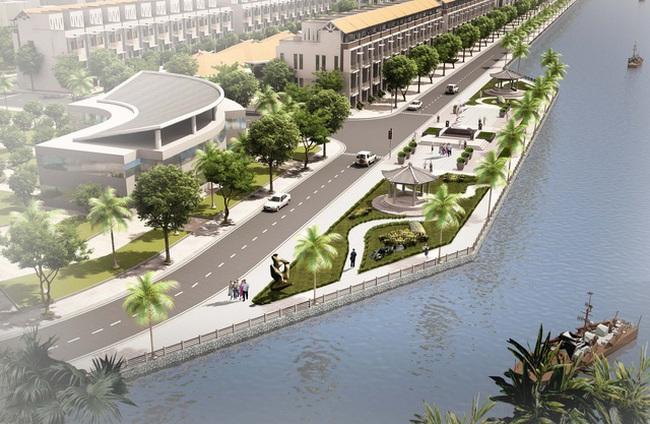 Tegroup tập trung triển khai Dự án xây dựng khu nhà ở kết hợp thương mại tại Nghĩa An-Quảng Ngãi