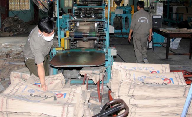 Vicem Bao bì Bỉm Sơn (BPC): Giá nguyên liệu đầu vào giảm, 9 tháng vượt 18% chỉ tiêu lợi nhuận cả năm