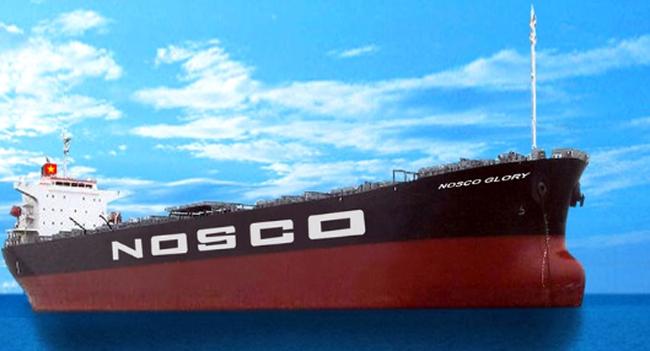 """Vận tải Biển Bắc (Nosco): Quý 3 """"góp lỗ"""" thêm 37 tỷ, nâng tổng lỗ lũy kế lên 3.300 tỷ đồng"""