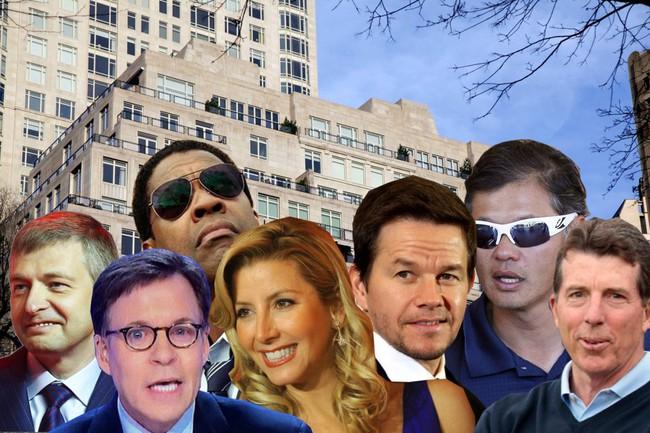 Ai đang sống trong tòa chung cư quyền lực nhất thế giới?