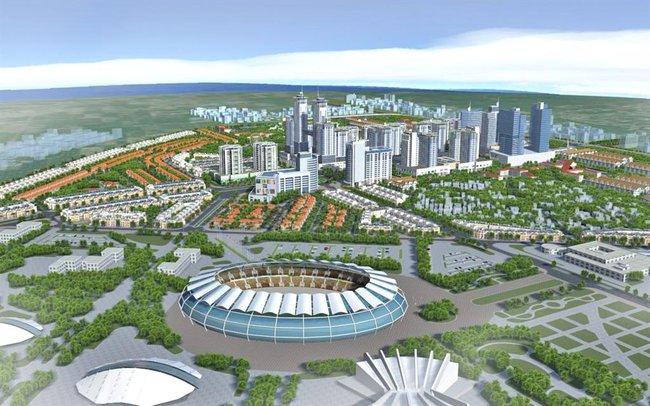 Hà Nội sẽ hoàn thành giải phóng mặt bằng Khu Công nghệ cao Hòa Lạc trong năm 2018