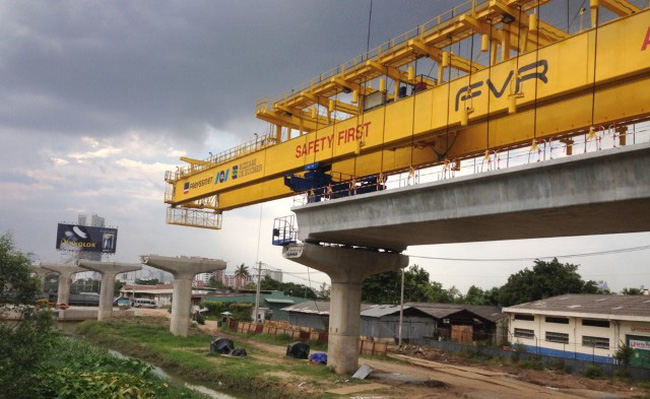 TP. HCM đề xuất xây tuyến metro Bến Thành – Tân Kiên 62 nghìn tỷ đồng