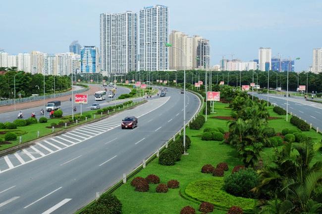Hà Nội có thêm khu đô thị lớn nằm sát Đại lộ Thăng Long