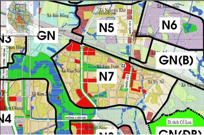 Hà Nội điều chỉnh quy hoạch phân khu đô thị hơn 20ha tại Ninh Hiệp
