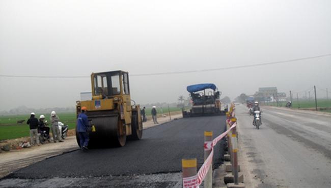 Hơn 11.000 tỉ đồng sửa chữa, mở rộng Quốc lộ 1
