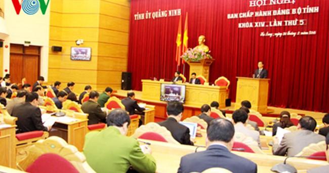 Quảng Ninh quyết tâm hoàn thành nhiều dự án trọng điểm trong năm 2016