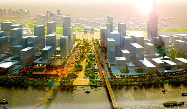 TPHCM chuẩn bị khánh thành trung tâm triển quy hoạch tại Thủ Thiêm