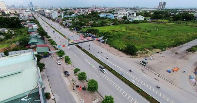 Hà Nội duyệt quy hoạch chi tiết hai bên tuyến đường 70