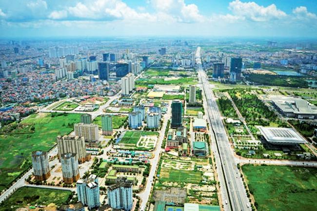Hà Nội có thêm 10 quận, huyện bổ sung kế hoạch sử dụng đất năm 2016