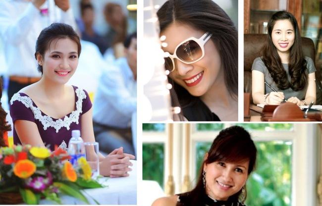 """6 """"hot girl"""" giàu có, tài năng và xinh đẹp trong giới bất động sản"""