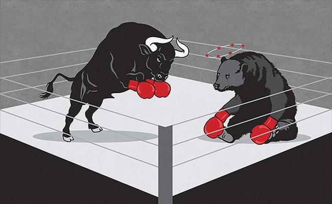 """Nhiều cổ phiếu """"nóng"""" bị chốt lời, thanh khoản thị trường tăng vọt lên gần 6.000 tỷ đồng"""