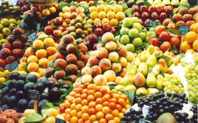 Người Việt chi 7.700 tỷ mua rau quả Thái Lan, Trung Quốc trong 8 tháng