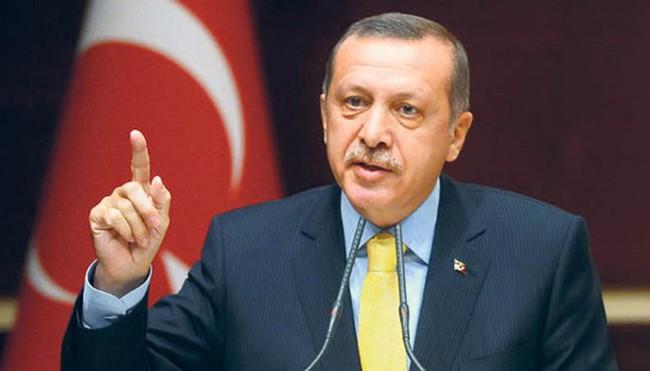 Có nhiều tiếng súng xung quanh dinh thự của tổng thống Erdogan
