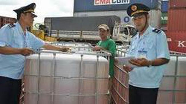 Nguyên liệu dược nhập khẩu phải khai báo hóa chất
