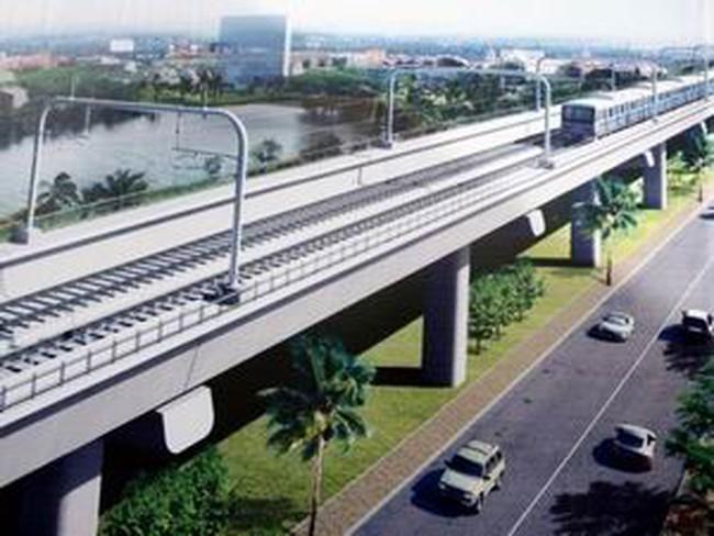 Điều chỉnh dự án đường sắt đô thị Bến Thành-Tham Lương