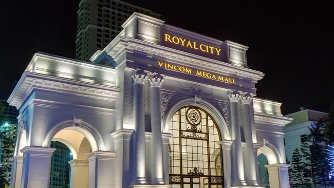Vingroup rút 757 tỷ từ Chủ đầu tư DA Royal City để tách công ty con